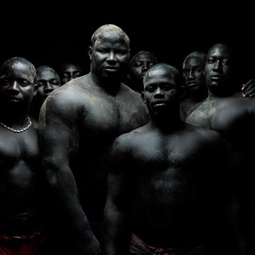 Laamb Wrestlers