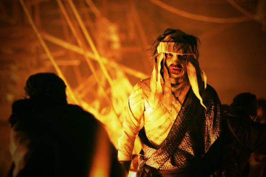 Tatsuya Fujiwara as Makoto Shishio. (Yaho Movies Singapore)