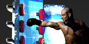 The worlds first fitness 3D machine