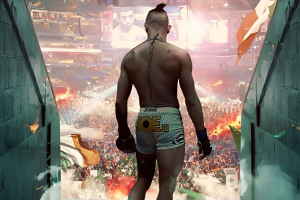 UFC 189 Conor McGregor